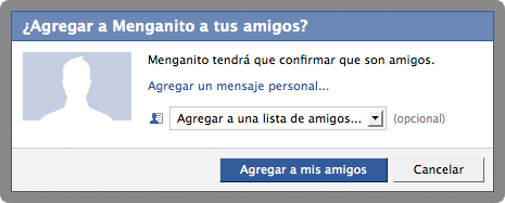 conocer a un chico por facebook