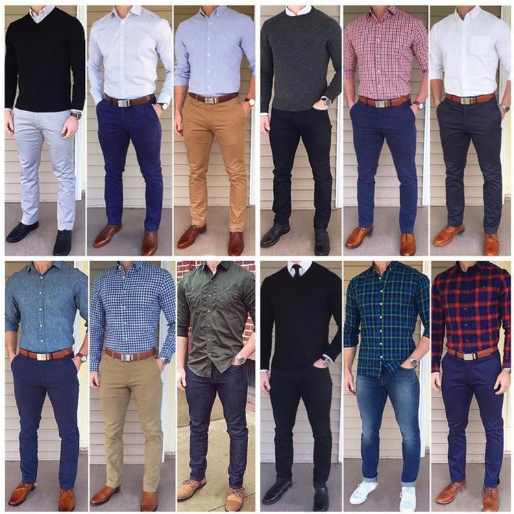 12 Consejos Para Vestir Casual Si Eres Hombre Y Quieres
