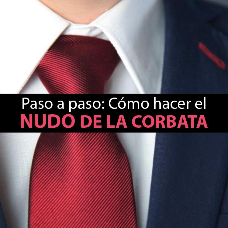 C mo hacer 4 diferentes nudo de corbata paso a paso for Pasos para hacer nudo de corbata