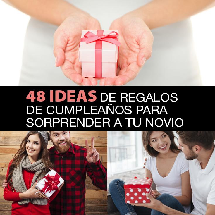 48 ideas de regalos de cumplea os para sorprender a tu - Que hacer para sorprender a tu novio ...