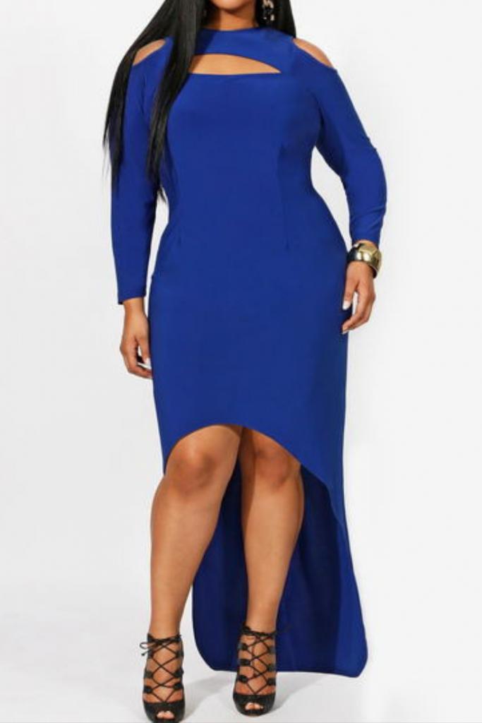 busca lo último mejor valor diseño novedoso 55 vestidos de fiesta para gorditas para el 2019 - Métodos ...