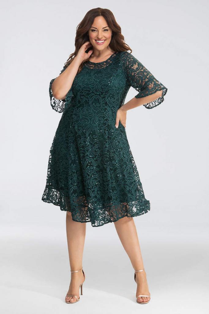 345fd4b77 55 vestidos de fiesta para gorditas para el 2019 - Métodos Para Ligar
