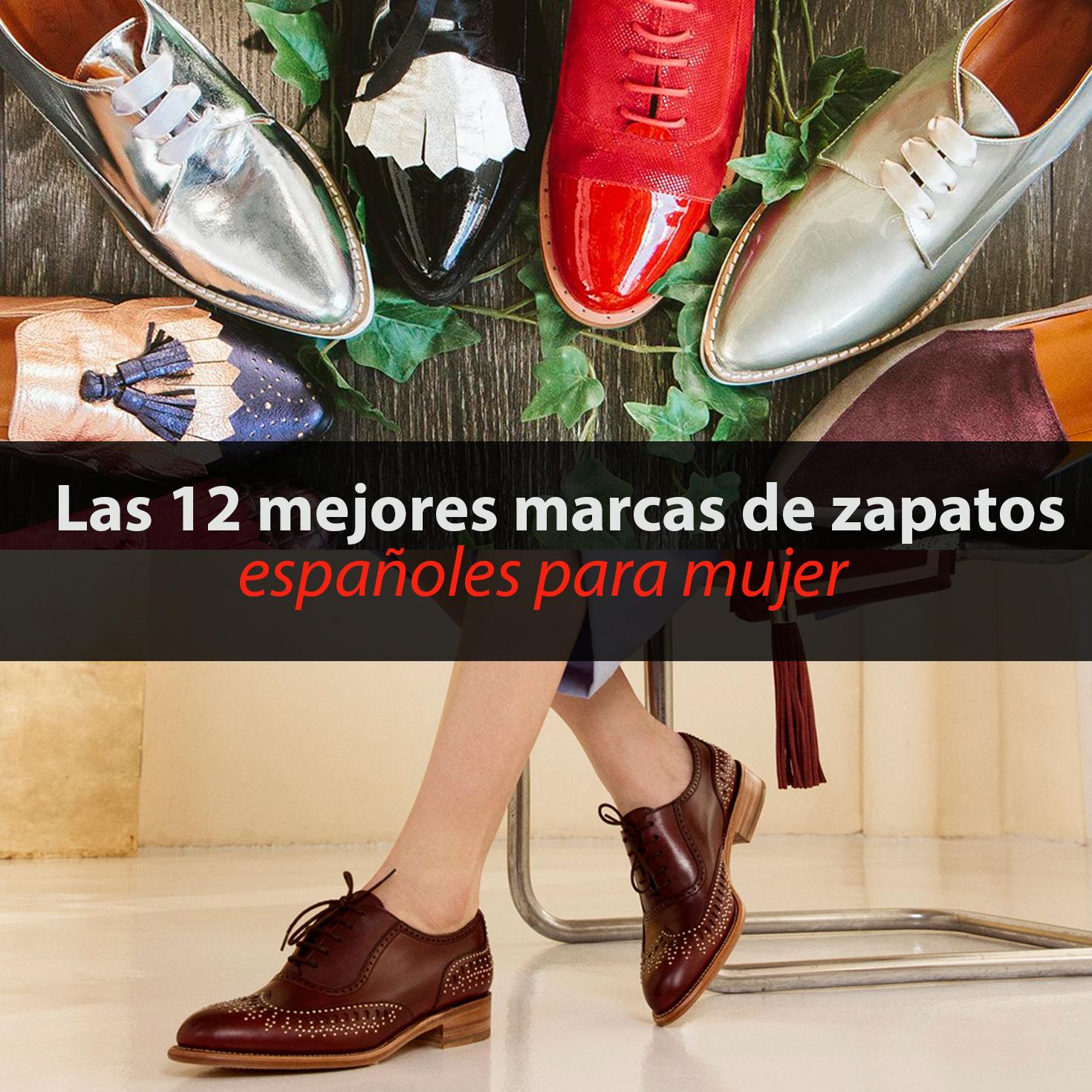 De Métodos Mejores Para Marcas Las Chicas 12 Zapatos Españoles tTq77R