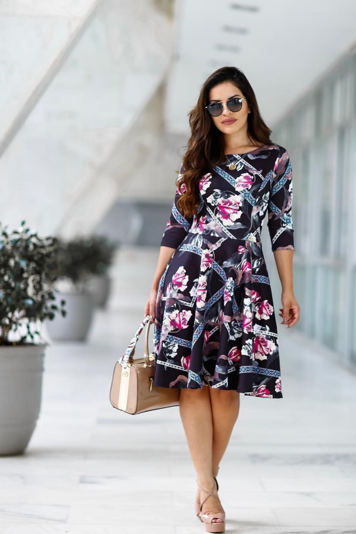 f74aa29d1b 45 Ideas de vestidos de primavera para verte bien fresca y sexy en ...