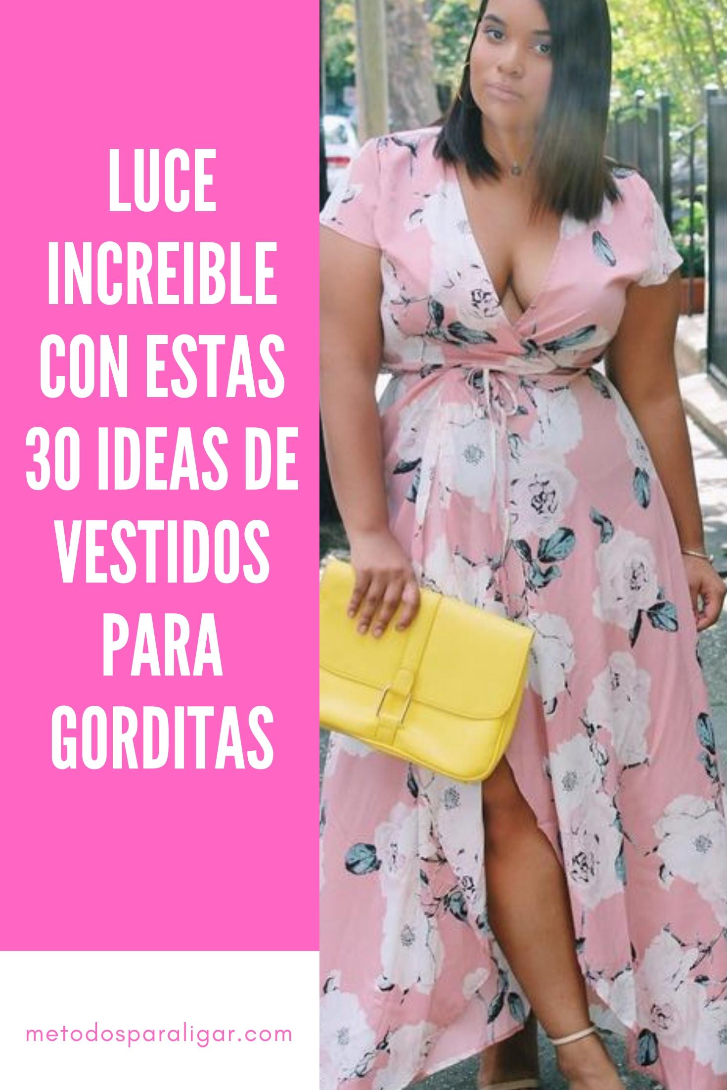 30 Ideas De Cómo Usar Vestidos Largos Para Gorditas Que Te