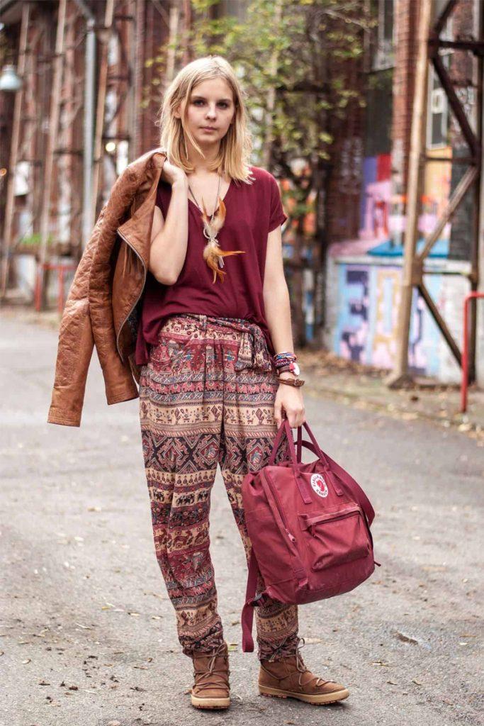 70 Outfits Estilo Boho Que Te Haran Sentir Hermosa Y Comoda Metodos Para Ligar