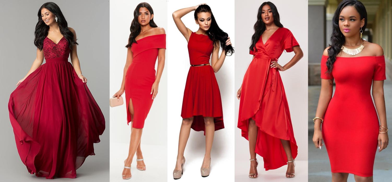 Los 12 Mejores Colores De Vestidos Para Mujeres Morenas