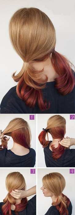peinados fáciles y bonitos