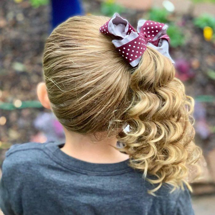 peinados fáciles y bonitos para niñas