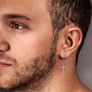 idea 5 piercing en la oreja
