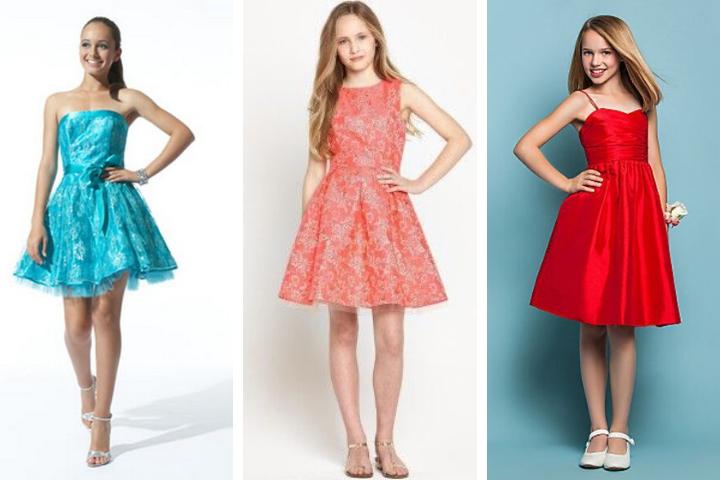 vestidos de graduacion niña de 12 años