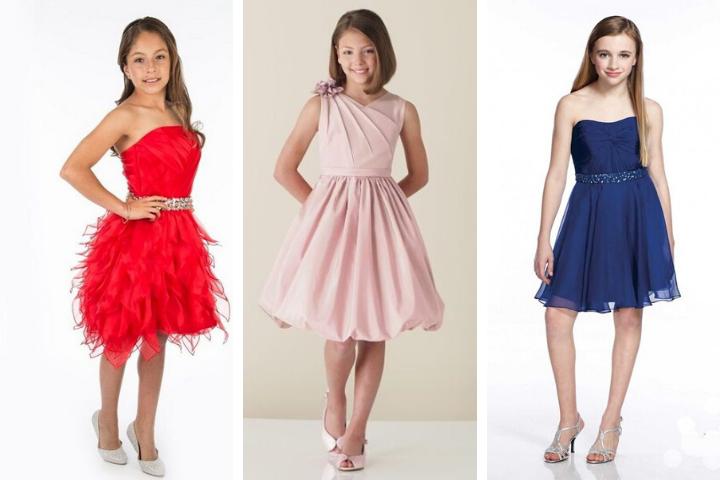 vestidos graduacion primaria