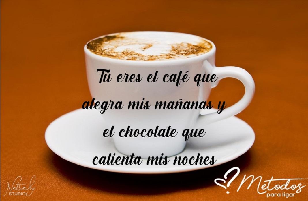 frases para mi crush café te amo amor chocolate taza cup amor enamorado enamorada pareja novio novia metodos para ligar nathaly studio marrón con leche dulce