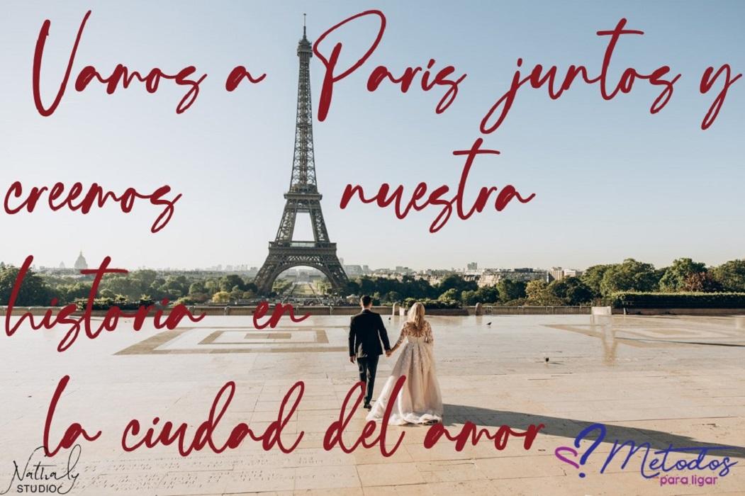 frases para mi crush paris amor ciudad te amo